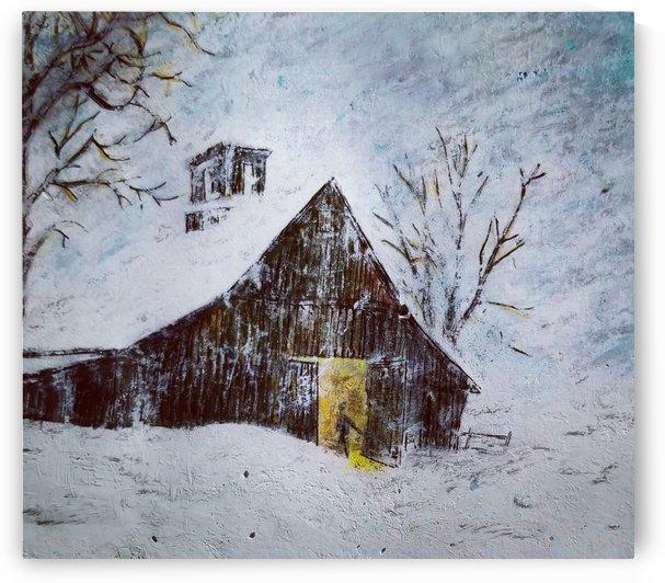 Refuge In The Barn  by djjf
