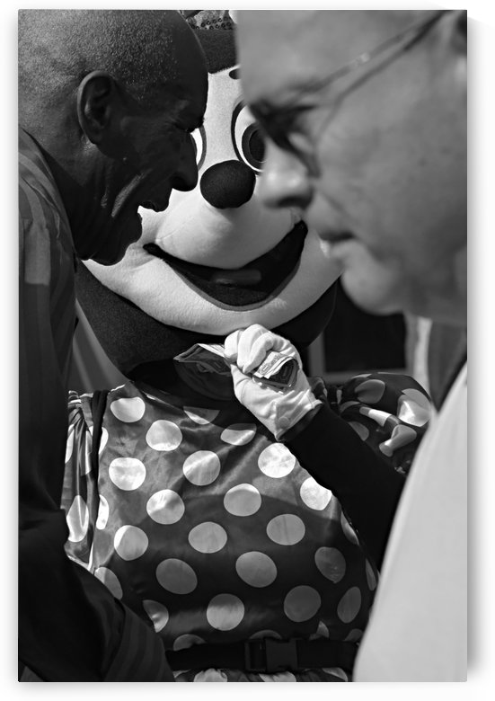 Minnie As A Metaphor by H.Hart Photography