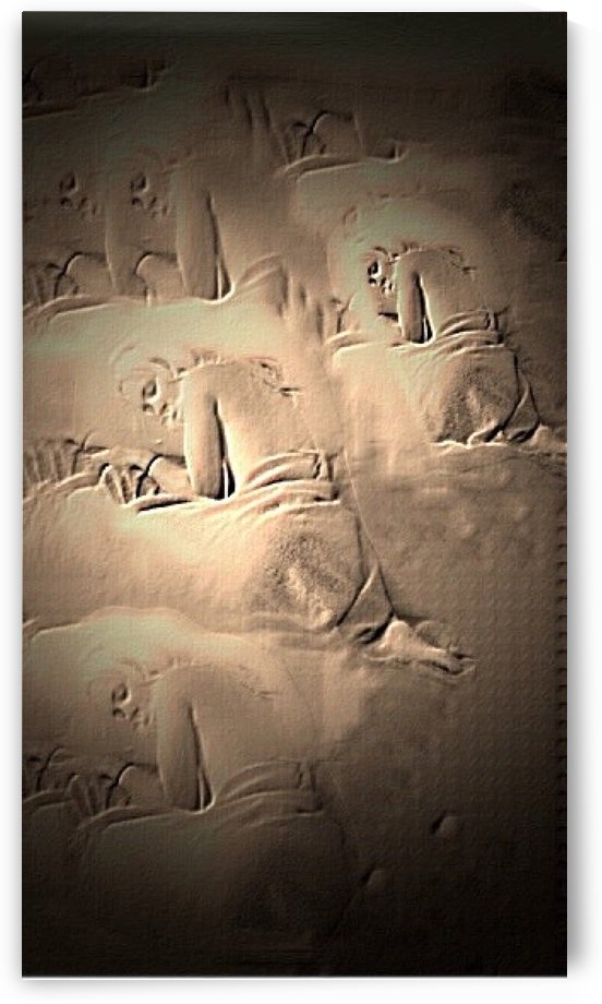 Reminiscing Ancient Art Antiqueness  by Soul Sparkles