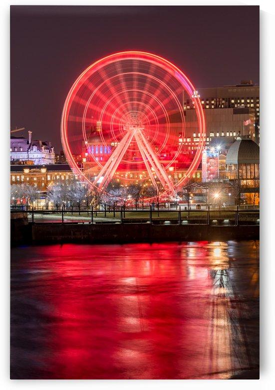 Montreal ferris wheel by RezieMart