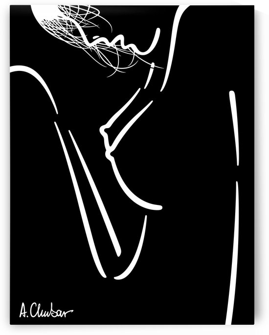 Nude 20 by Alexander Chubar