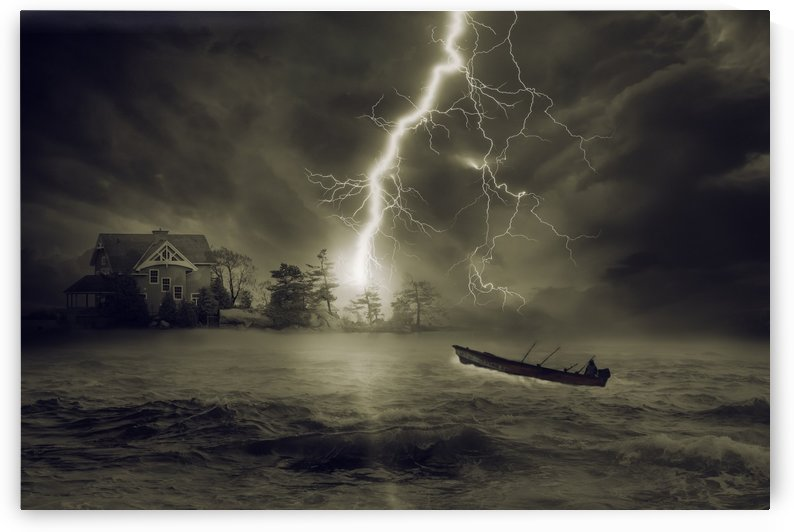 thunderstorm by Danny S