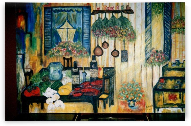La Cuisine de mon Enfance by Marie Therese Lacroix