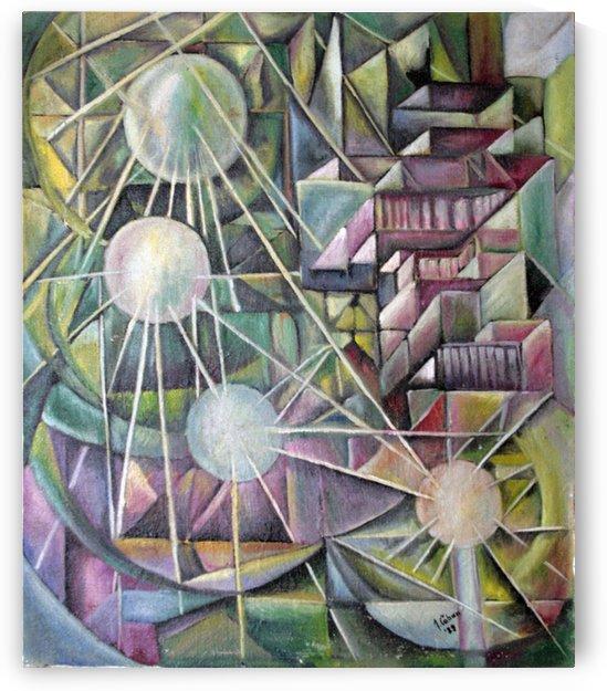 Universal balance by Joseph Coban