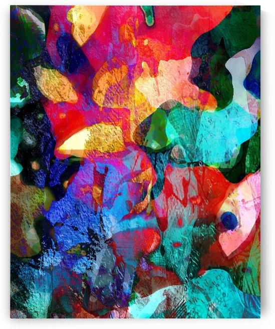 Underwater Oasis by Connie Schofield Art