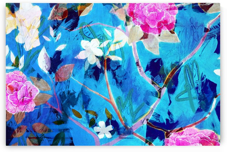 Full Bloom by Connie Schofield Art