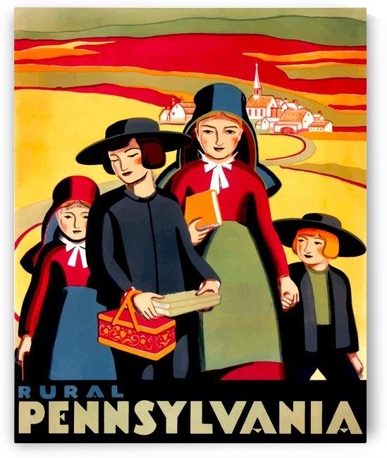 USA Rural PennsylvaniaEdited by Culturio