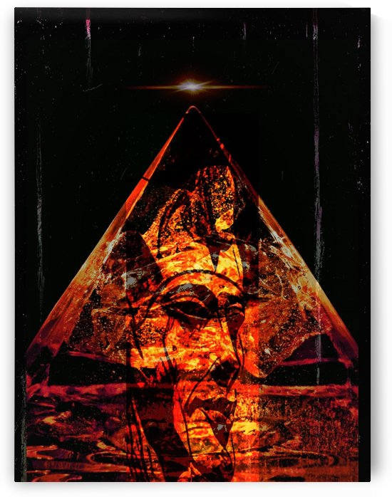 Pyramid Akhenaten by Gadi