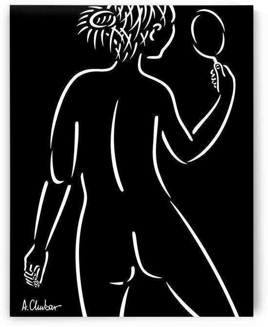Nude 31 by Alexander Chubar