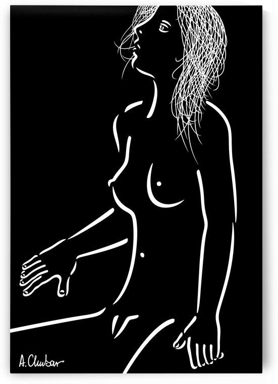 Nude 35 by Alexander Chubar