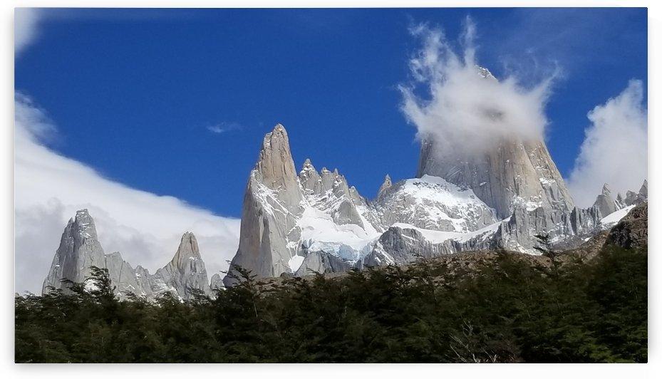 Fitz Roy Massif Argentina by Creative Endeavors - Steven Oscherwitz
