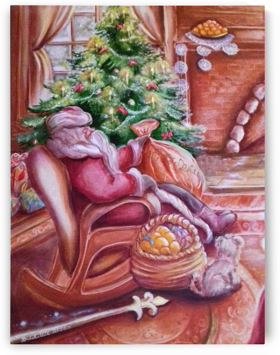 Santa Claus by Vlamy