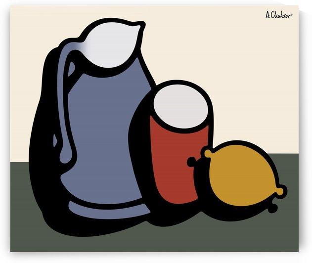 Still Life by Alexander Chubar