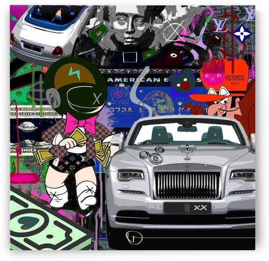 Millionaire Royce by GABA