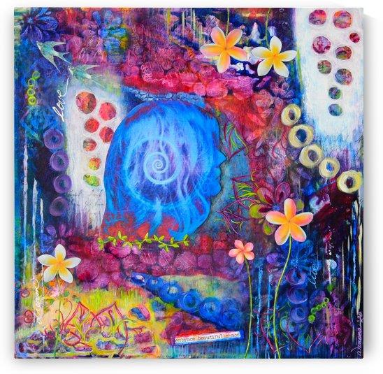 Embrace Beautiful Chaos by SunshyneArt