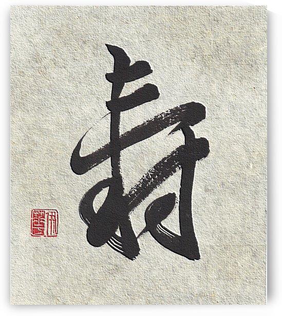 Kotobuki Longue vie Long life by Createm