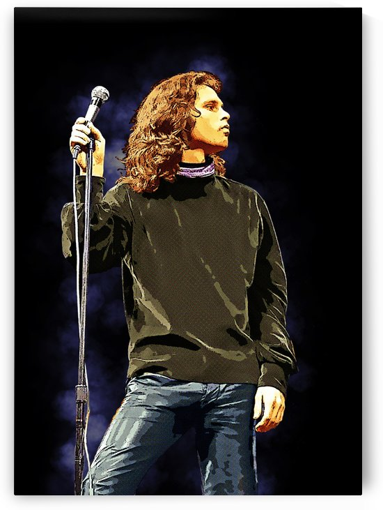 Jim morrison by Gunawan Rb