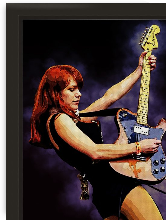 Jenny Lewis Live Concert by Gunawan Rb