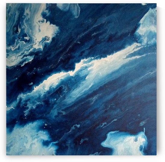 Clouds by Vanja Zanze