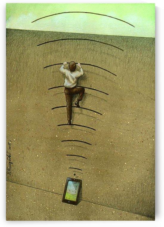 Freedom by Pawel Kuczynski