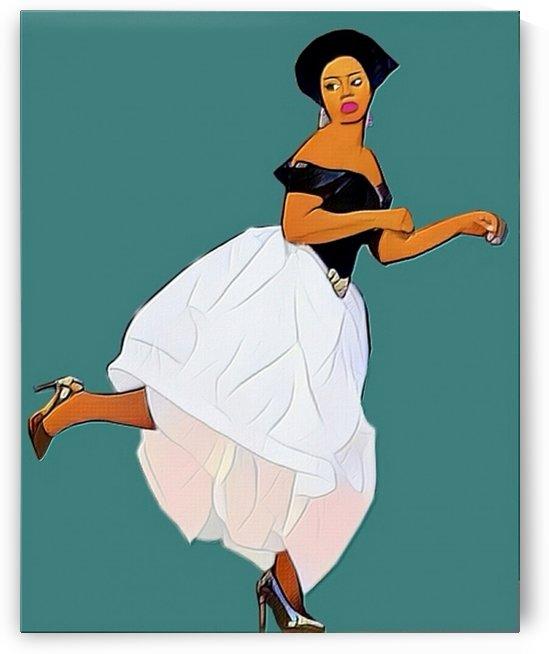 Cinderella by Olufolahan  Akintola