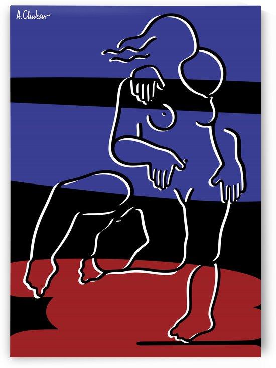 Lovers by Alexander Chubar