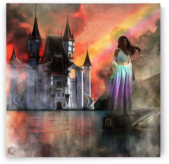 Princess of the Ninth Kingdom by ChrisHarrisArt
