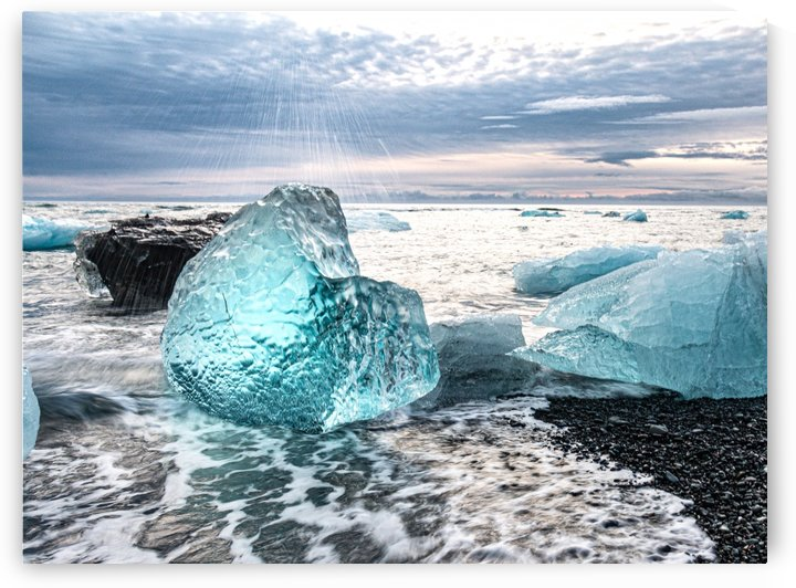 Ice Paradise  by DRM