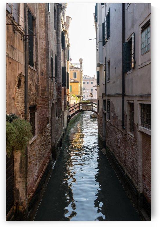 Classic Venetian - Poste Vecie Bridge Silky Ripples by GeorgiaM