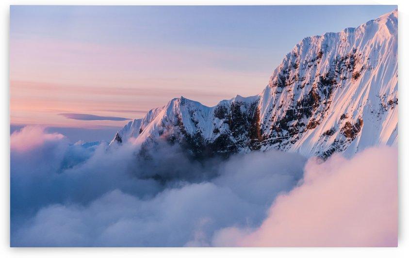 Snowy Peaks by Lucas Moore