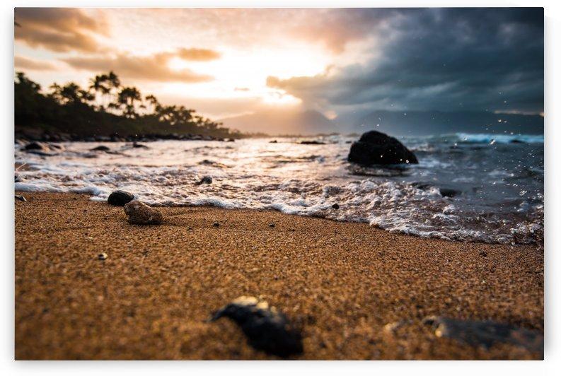 Warm Seashore by Lucas Moore