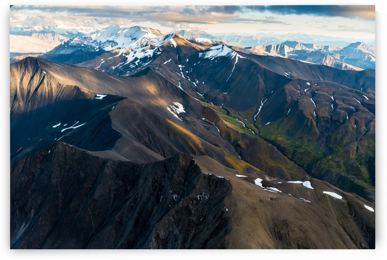 Alaskan Landscape by Lucas Moore