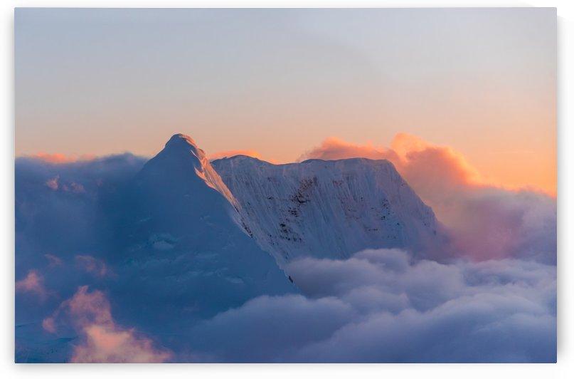 Pastel Peak by Lucas Moore