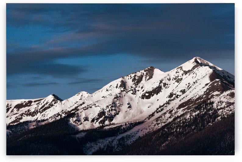 Snowy Peak by Lucas Moore