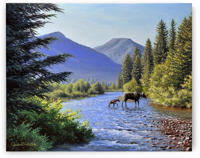 millcreek canvas by CRB