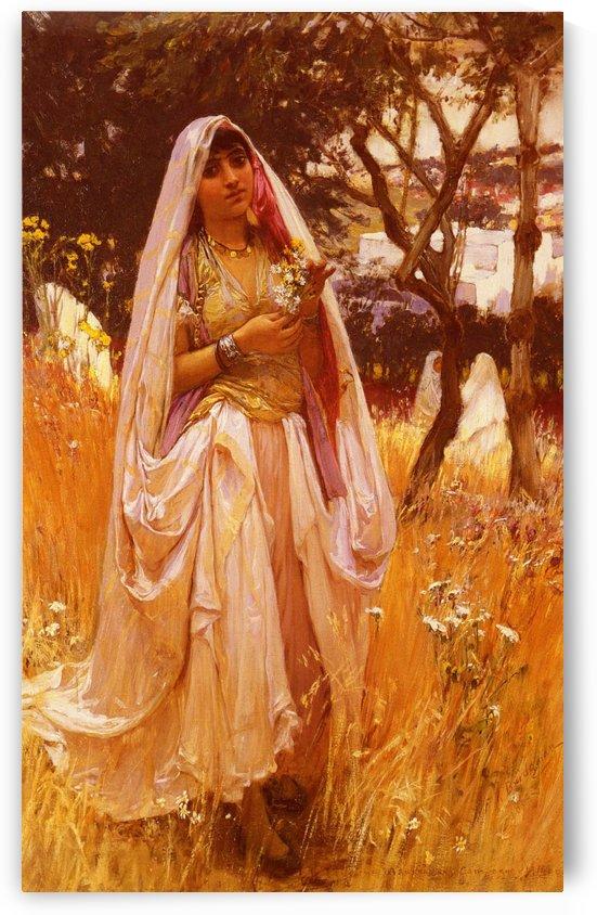 Campagne D Algiers by Frederick Arthur Bridgman