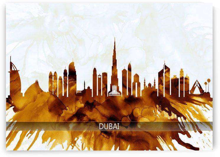 Dubai UAE Skyline by Towseef Dar