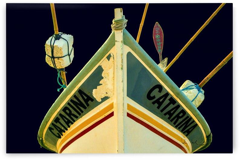 Boat - X by Carlos Wood