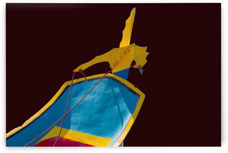 Boat - XI by Carlos Wood