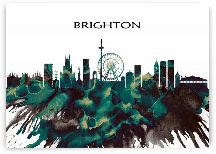 Brighton Skyline by Towseef Dar