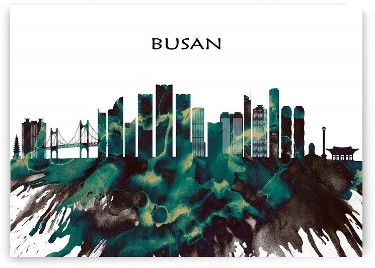 Busan Skyline by Towseef Dar