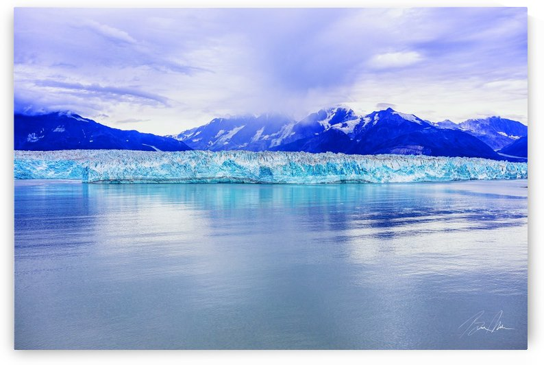 Glacier Glass by Brandon Dejon