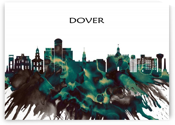 Dover Skyline by Towseef Dar