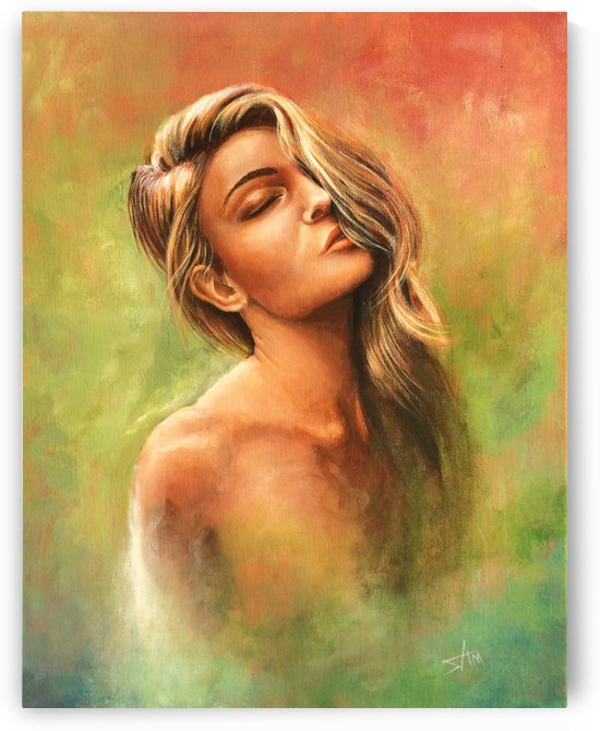 serene by Salma Nasreldin