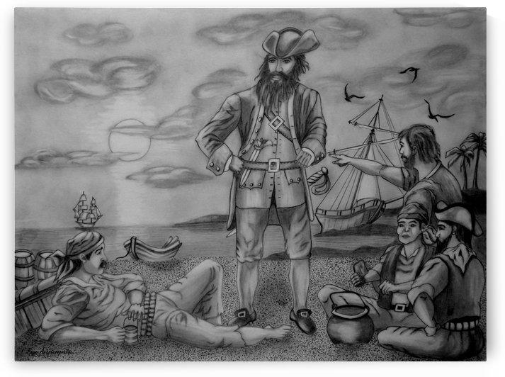 Pirates Cove by Faye Anastasopoulou
