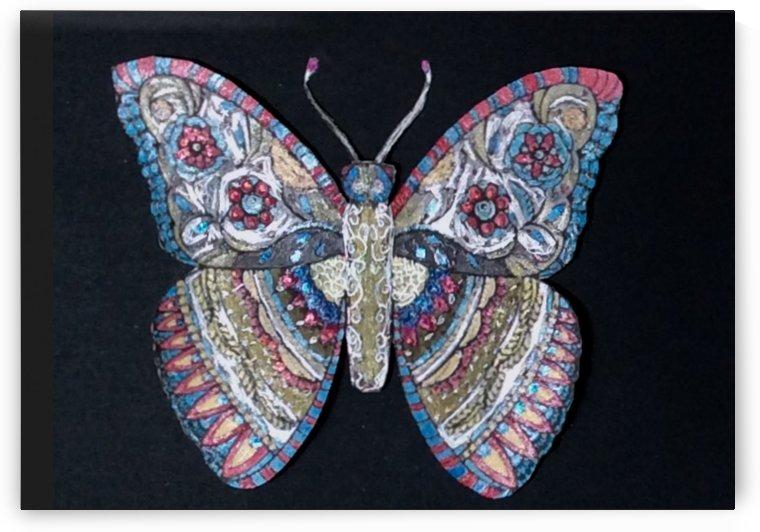 Papilionem  by Zaramar Paintings