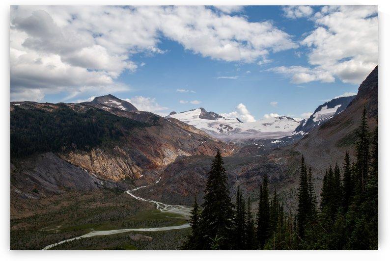 Toby Glacier by Evan Dux Photography