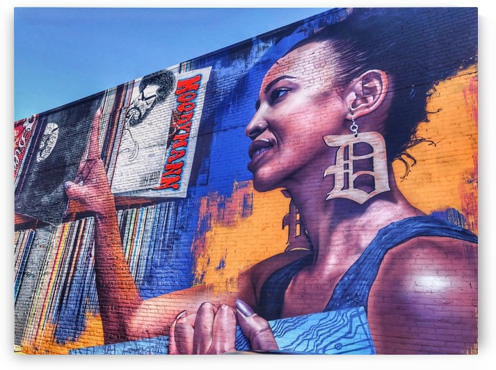 Detroit Records by UrbanStreetBeats