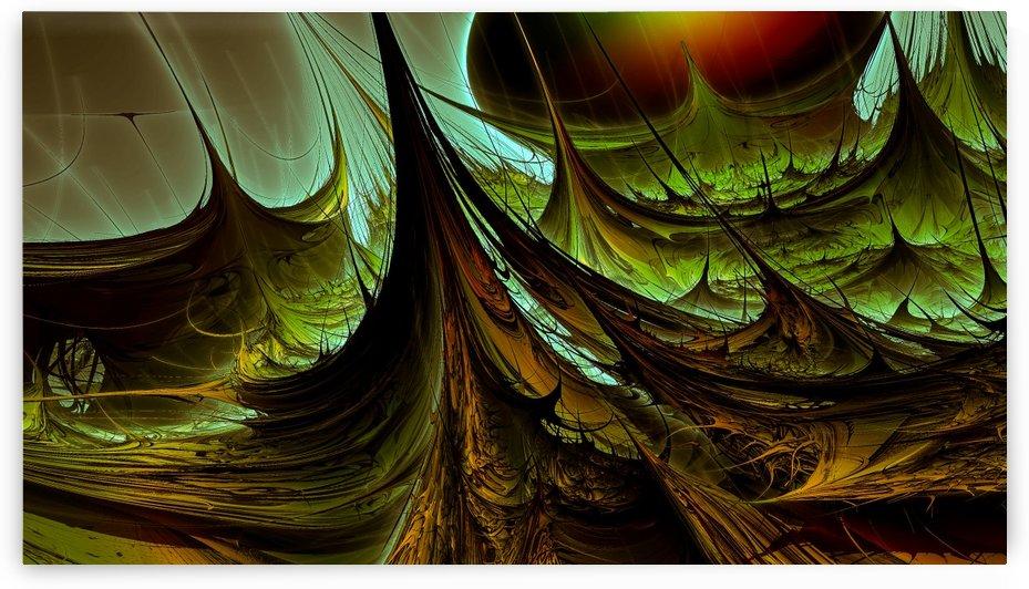 Nera waves  by Jean-Francois Dupuis