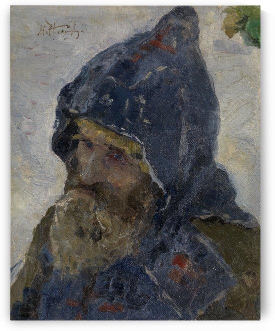 Sergius of Radonezh by Mikhail Nesterov
